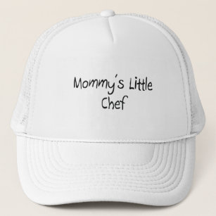 Mommys Little Chef Trucker Hat 0d2cee05554