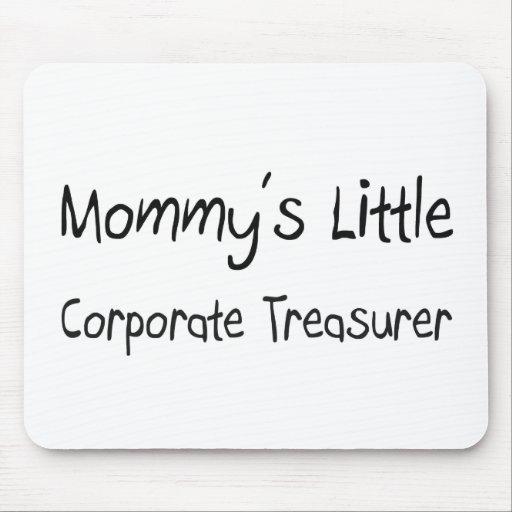 Mommys Little Corporate Treasurer