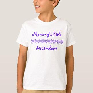 Mommy's Little Descendant Tee