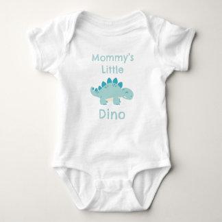Mommy's Little Dino Baby Bodysuit