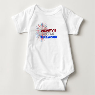 Mommy's Little Firework Infant Creeper