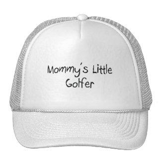 Mommys Little Golfer Trucker Hats