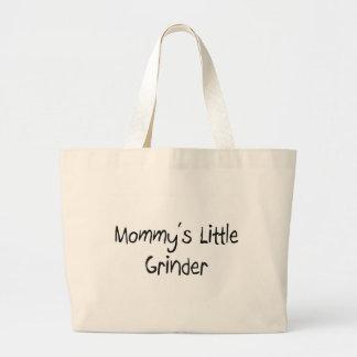 Mommys Little Grinder Large Tote Bag