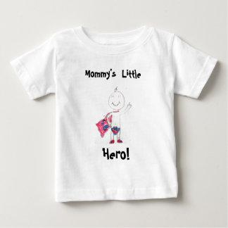 Mommy's Little Hero! Tshirt
