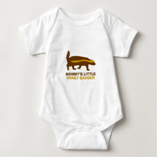 Mommy's Little Honey Badger Baby Bodysuit