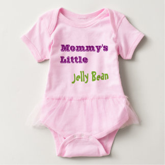 Mommy's Little Jelly Bean Baby Bodysuit