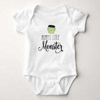 Mommy's Little Monster baby Halloween bodysuit