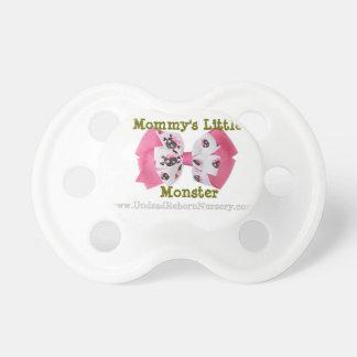 MOMMYS LITTLE MONSTER PACIFIER