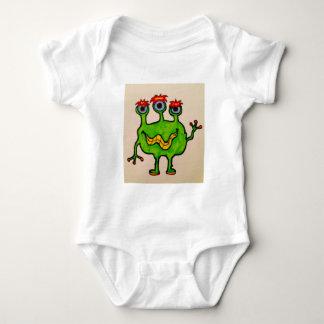 Mommy's Little Monster Tee Shirt