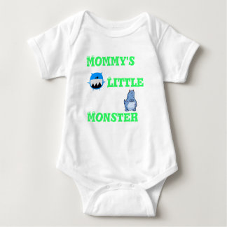 mommys little monster t-shirts