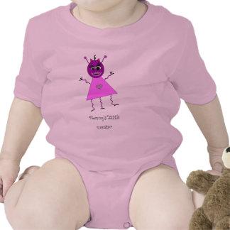 Mommy's Little monster T Shirts