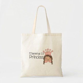 Mommy's Little Princess Tote Bags