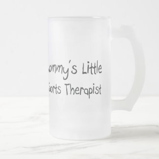Mommys Little Sports Therapist Coffee Mug