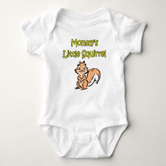MOMMY'S LITTLE SQUIRREL BABY BODYSUIT