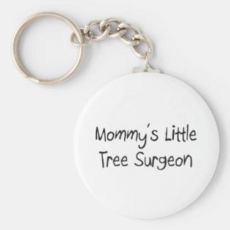 Mommys Little Tree Surgeon Keychains