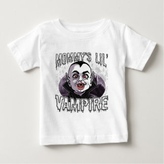 Mommy's Little Vampire Baby T-Shirt