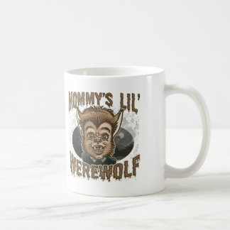 Mommy's Little Werewolf Coffee Mug