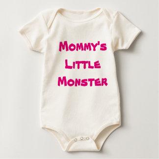 Mommy's monster baby bodysuits