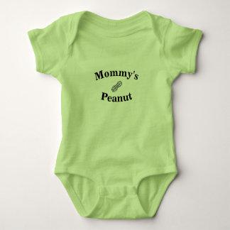 Mommy's Peanut Baby Bodysuit