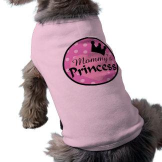 Mommy's Princess Dog Sweater Shirt