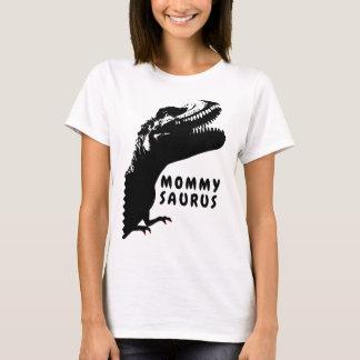 Mommysaurus Rex with Nail Polish T-Shirt