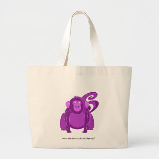 Momo Monkey Tote