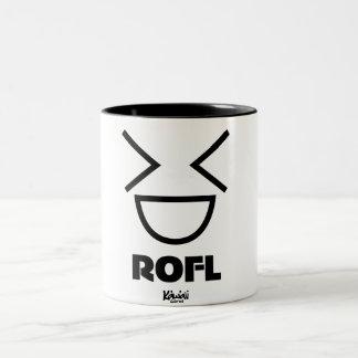 Momo Room ROFL Mug