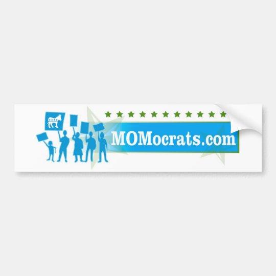 MOMocrats Bumper Sticker