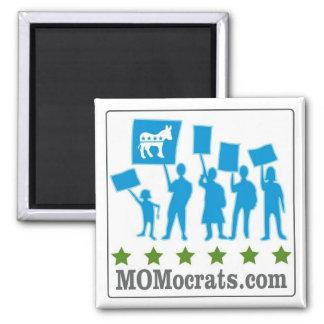MOMocrats Magnet