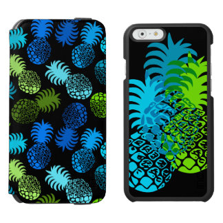 Momona Pineapple Hawaiian Tropical Duo Incipio Watson™ iPhone 6 Wallet Case