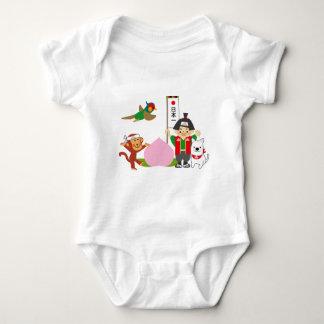 Momotaro Japan Baby Bodysuit