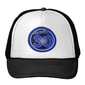 Mom's 30th Birthday Gifts Mesh Hats