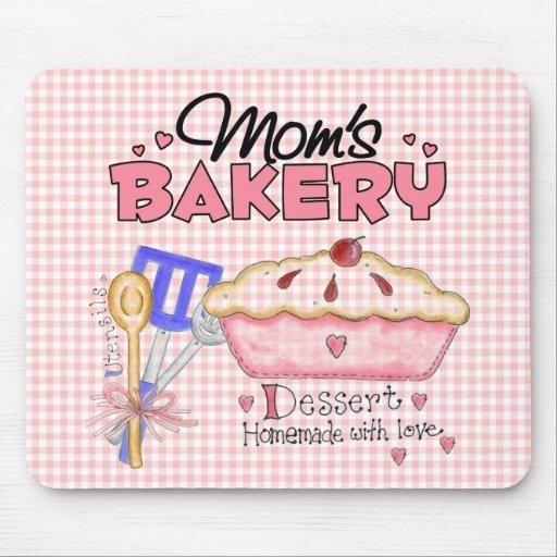 Mom's Bakery Mousepad