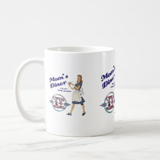Mom's Diner Coffee Mug