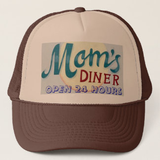 Moms Diner Trucker Hat