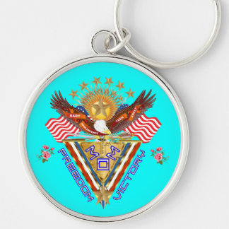 Moms Freedom Award Important View About Design Key Chains