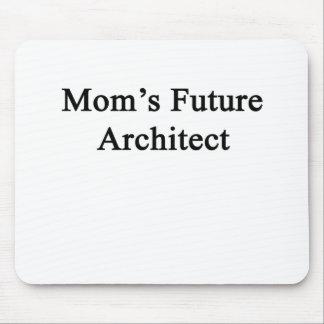 Mom's Future Architect Mouse Pad