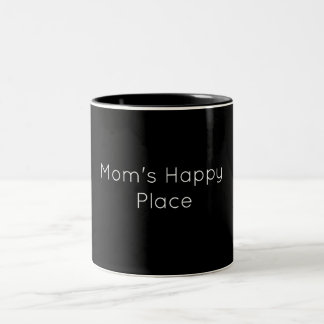 Mom's Happy Place mug