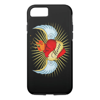 Mom's Heart iPhone 7 Case