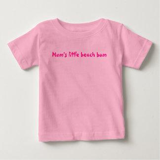 Mom's little beach bum baby T-Shirt