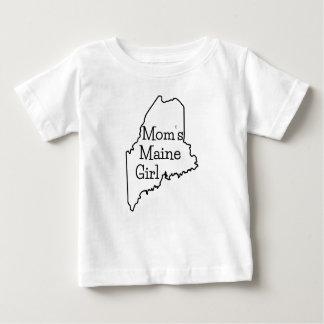 Mom's Maine Girl Tee Shirts