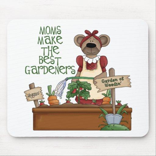 Moms Make The Best Gardeners Mousepad