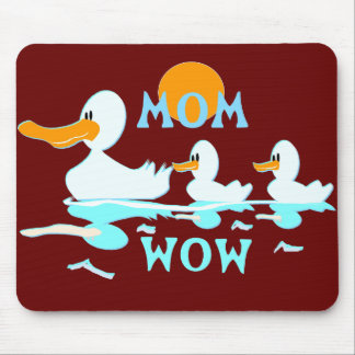 Mom's Reflection Mouse Mat