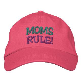 Moms RULE! Baseball Cap