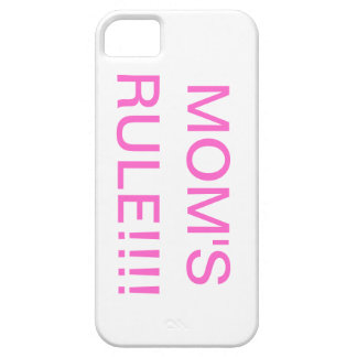mom's rule!!! iPhone 5 cases