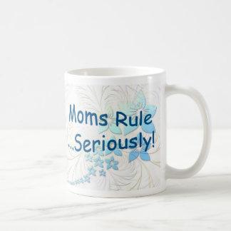 Moms Rule Mug