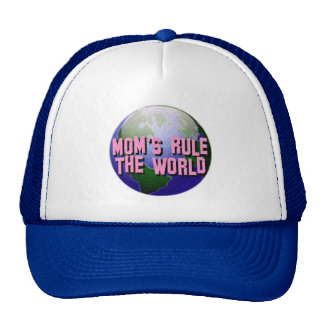Mom's Rule The World-Hat