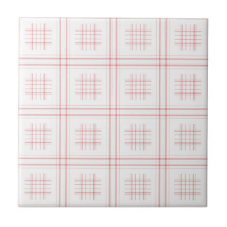 Moms tablecloth small square tile