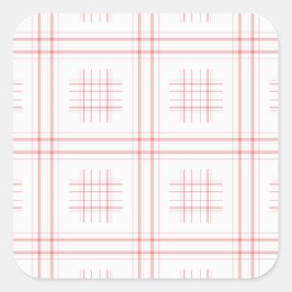 Moms tablecloth square sticker