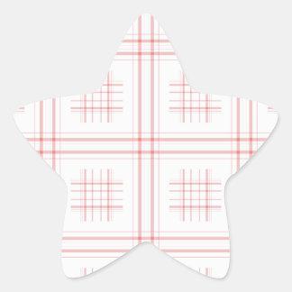 Moms tablecloth star sticker